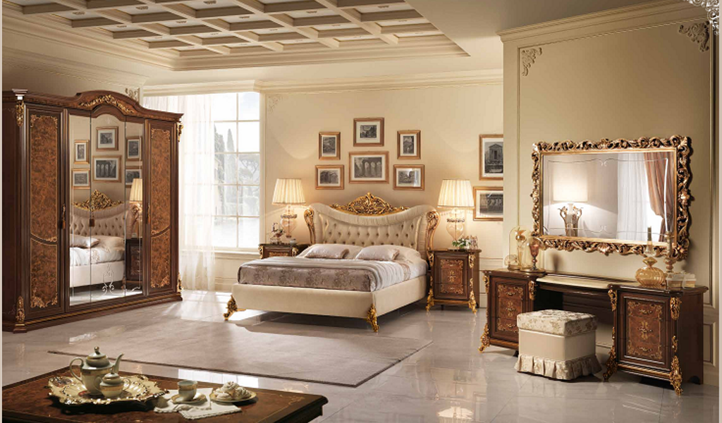Schlafzimmer Komplettset - Centro Mobili Italiani