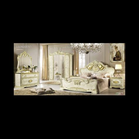 Schlafzimmer Leonardo - Mobili italiani Paratore