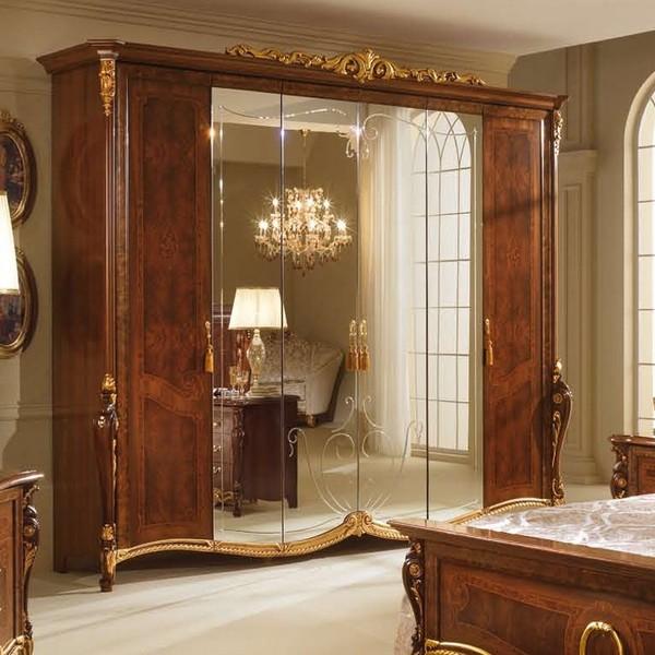 Kleiderschrank klassisch - Italienische Möbel, Mobili italiani Paratore