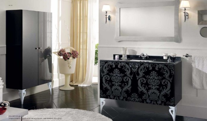 Mobile Da Bagno Glamour : Möbel bad klassisch möbelbad italienische möbelbad möbelbad