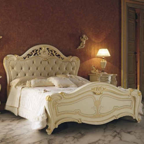 Bett Opera King Size Capitonne MP
