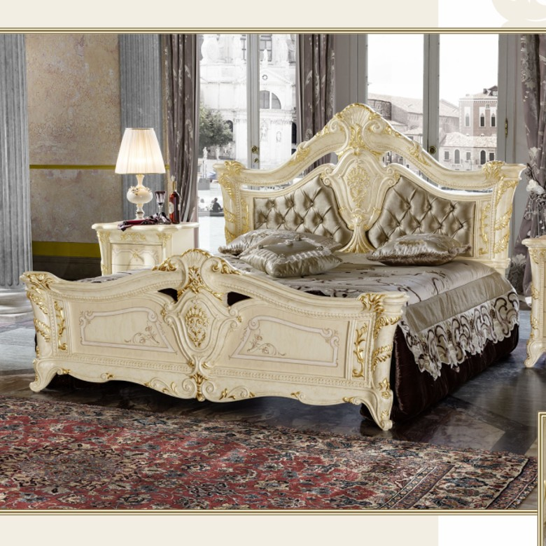 Bett Madame Royale King Size MP