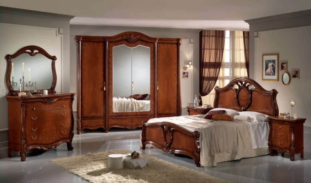 schlafzimmer sovrana italienische m bel mobili italiani. Black Bedroom Furniture Sets. Home Design Ideas