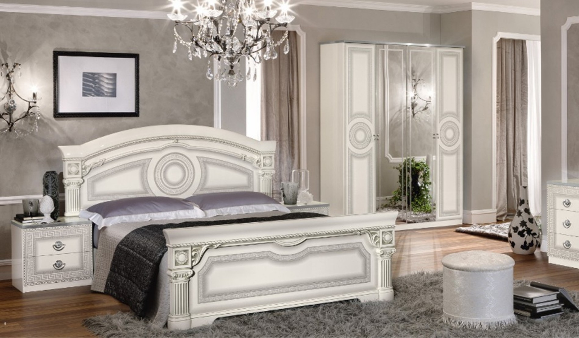 Italienische schlafzimmer komplett kaufen schlafzimmer - Italienische schlafzimmer katalog ...