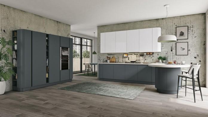Küche Modern, italienische einbauküchen, einbaüküchen, cucine ...