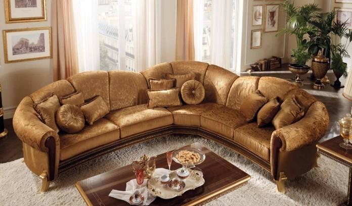 Sofa Sofa Klassisch Italienische Sofa Italienische Wohnzimmer