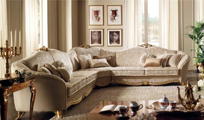 Ecksofa klassisch great sofa klassisch with sofa for Divano winchester