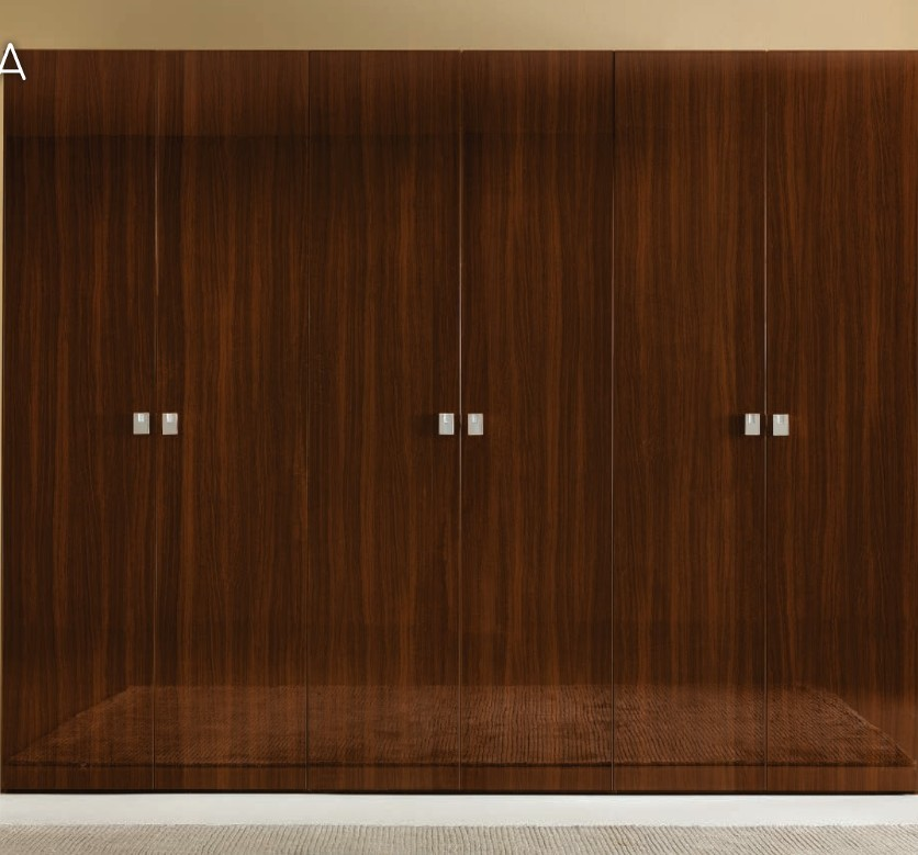 Schlafzimmer Onda Noce - mobili italiani, italienische möbel