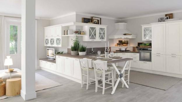 italienische einbauküchen, einbaüküchen, cucine componibili ...