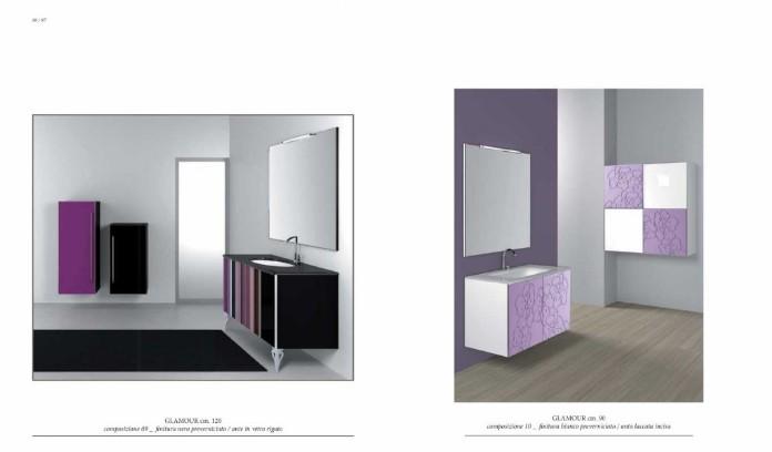 Mobile Da Bagno Glamour : Möbel bad möbelbad italienische möbelbad möbelbad zimmer mobili