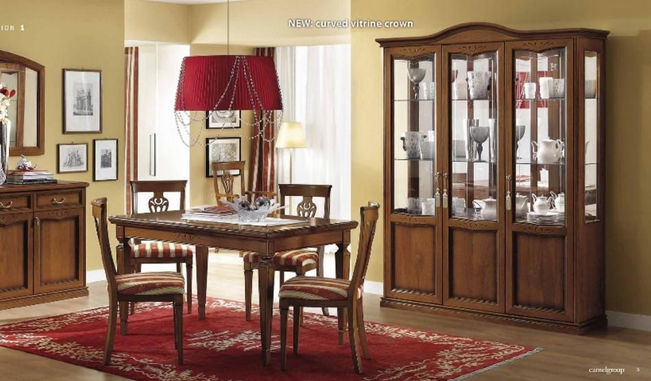 wohnzimmer nostalgia - italienische möbel, mobili italiani paratore, Wohnzimmer