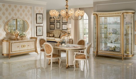 Ess-und Wohnzimmer - Italienische Möbel Paratore
