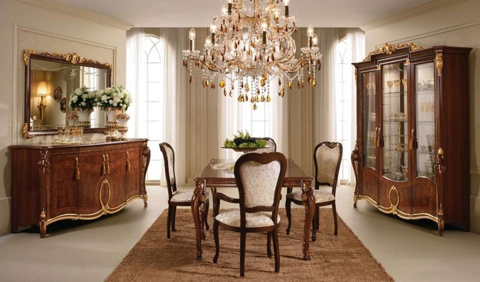Sofa donatello centro mobili paratore for Italienische esszimmer
