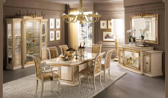 Italienische Möbel Wohnzimmer, Italienische Esszimmermöbel, Italienische  Wohnzimmer, Italienische Möbel Wohnzimmer, Sala Da Pranzo, Stanza Da Pranzo  ...