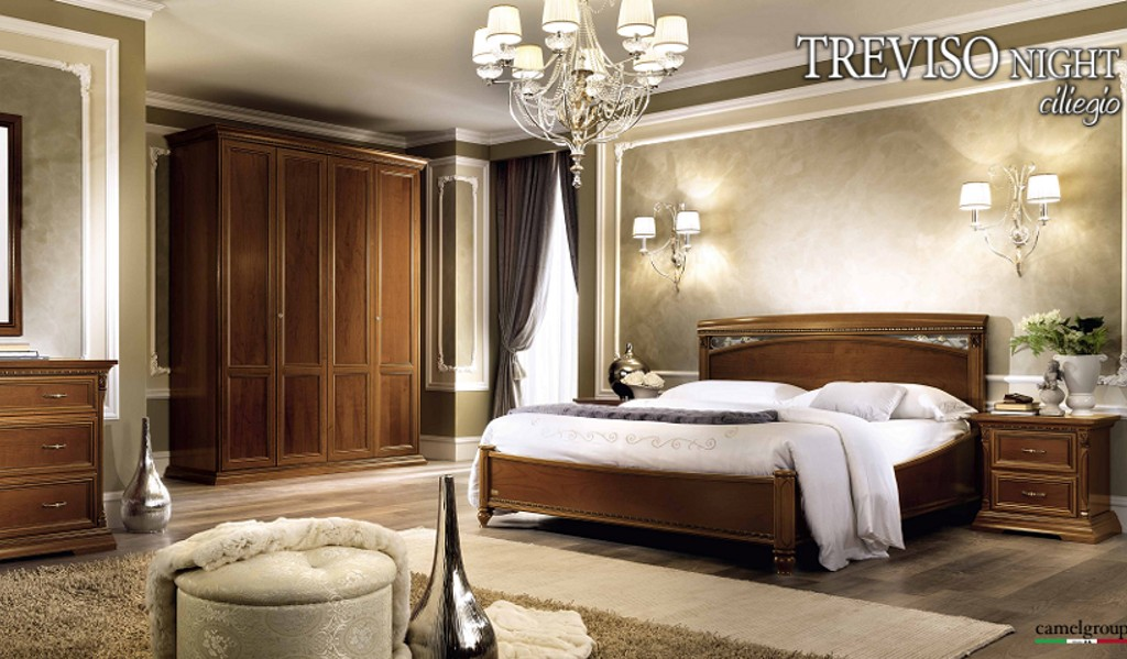 schlafzimmer treviso italienische m bel mobili italiani paratore. Black Bedroom Furniture Sets. Home Design Ideas